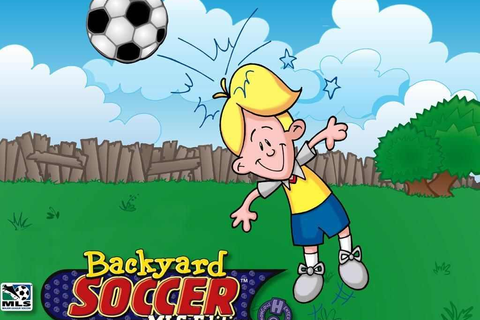 Backyard Soccer Mls Edition On Qwant Games