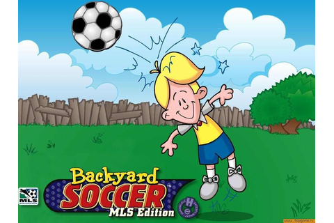 Backyard Soccer MLS Edition Download Free Full Game ...