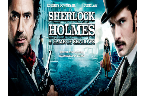 Sherlock Holmes: A Game of Shadows | Peter Viney's Blog
