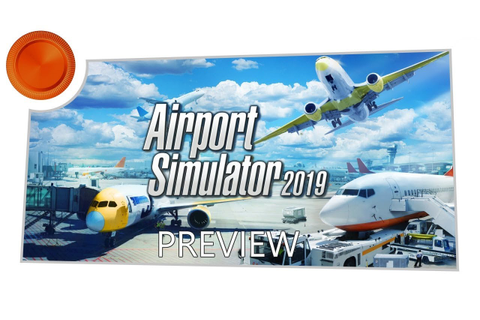 Airport Simulator 2019 - Preview - Xbox One - YouTube