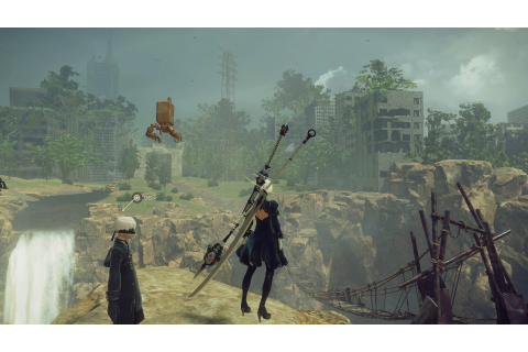 NieR: Automata PC Review | GameWatcher