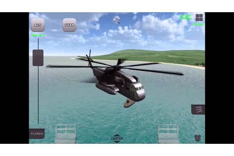 Air cavalry ios new CH-53 stallion heli demo - YouTube