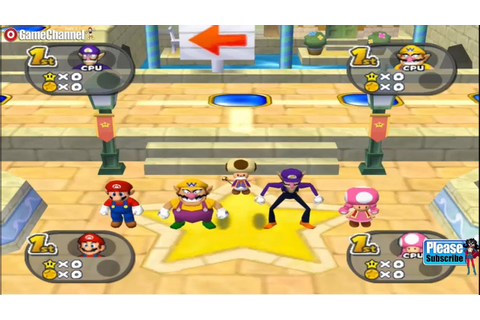 Mario Party 7 Europe / Nintendo Gamecube Party Cruise Mini ...