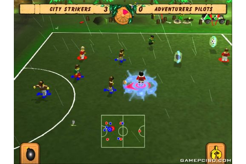 Lego Soccer Mania - Download Game PC Iso New Free