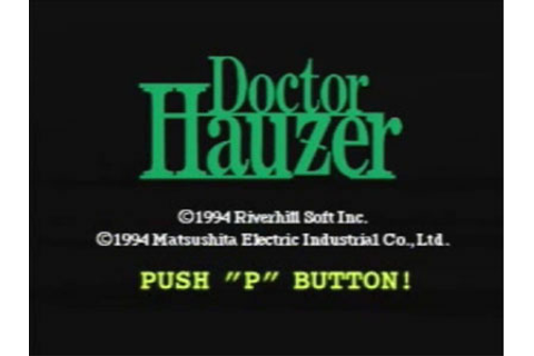 Doctor Hauzer Review for 3DO (1994) - Defunct Games