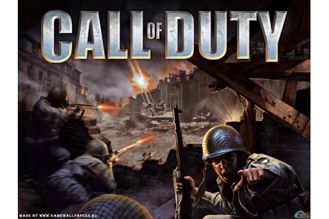 Call of Duty 1 PC Game Free Download 1.1GB | PC Games Full ...