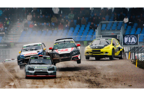 Day 2 Highlights: Italy RX - FIA World Rallycross ...