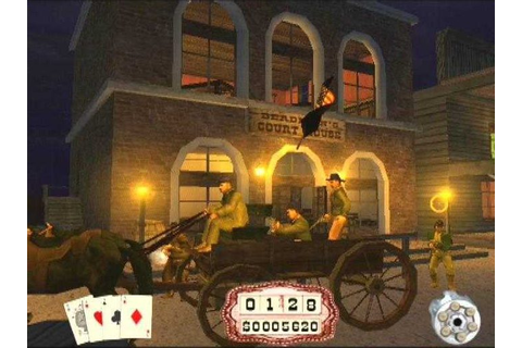Lightgun adventures: Gunfighter II: Revenge of Jesse James ...