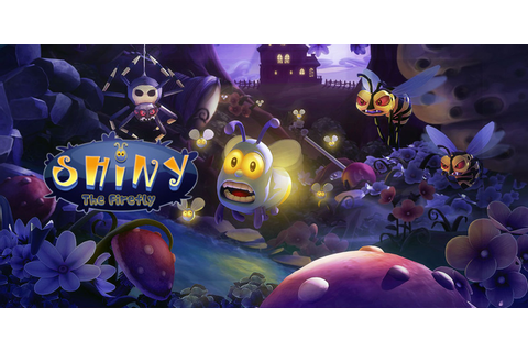 Shiny The Firefly | Wii U download software | Games | Nintendo