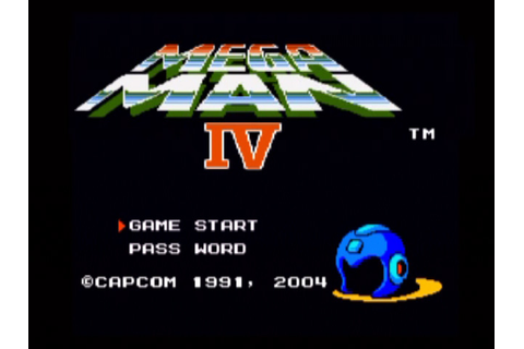 Retro Game Guide - NES - Mega Man 4