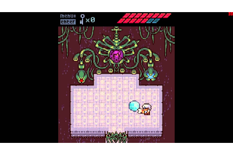 Anodyne - Final Boss Fight (Briar) - YouTube