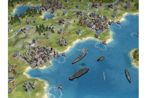 Sid Meier's Civilization IV: Beyond the Sword (2007 ...