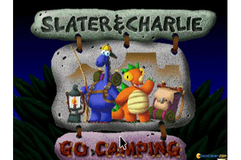 Slater & Charlie Go Camping download PC