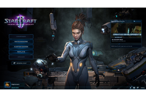 Starcraft 2: Heart of the Swarm PC Full Game | Download ...