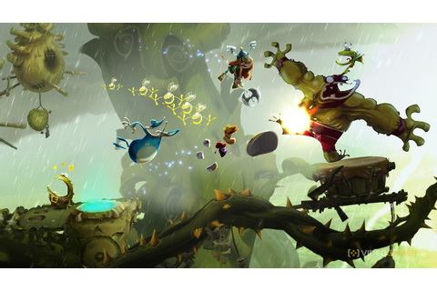 Rayman Legends 2013 Full Game Demo Xbox360,Pc Download