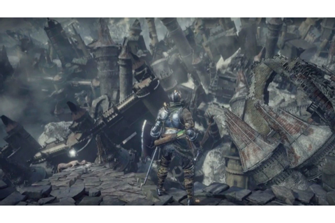 Dark Souls 3 Official The Ringed City DLC Gameplay Video ...