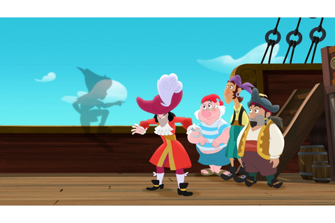 Jake and the Never Land Pirates: Peter Pan Returns ...