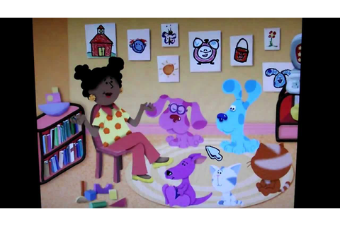 Blue's Clues Preschool Part 1 - YouTube