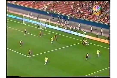 2004 Olympic Games - Final Women's Soccer - USA vs Brazil ...