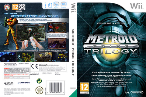 Metroid prime trilogy multi5 pal iso wii | download. 2019 ...