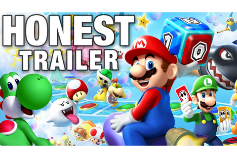 MARIO PARTY 10 (Honest Game Trailers) - YouTube
