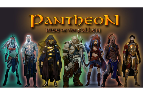 Pantheon Rise of the Fallen - The Rebirth of the Classic ...