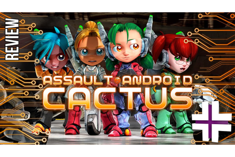 Assault Android Cactus - Review - YouTube