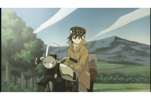 Kino's Journey Reboot Thing – Early Thoughts
