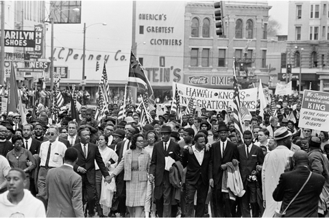 Fifty Years After Bloody Sunday in Selma, Everything and ...