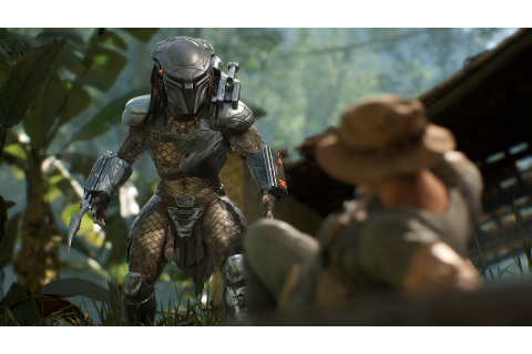 Predator: Hunting Grounds Launching April 24th, 2020 ...