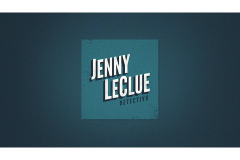 Official Jenny LeClue - A Handmade Adventure Game ...