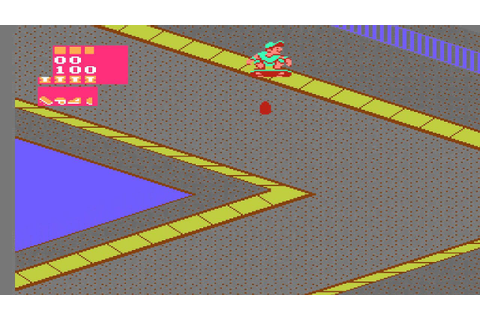 720 Skate or Die 1986 Game Play 1080P - YouTube