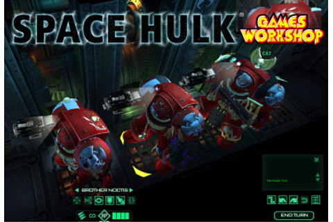 Space Hulk - Game review and video