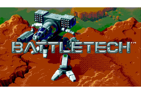 Battletech (Sega Genesis) Complete Walkthrough - YouTube