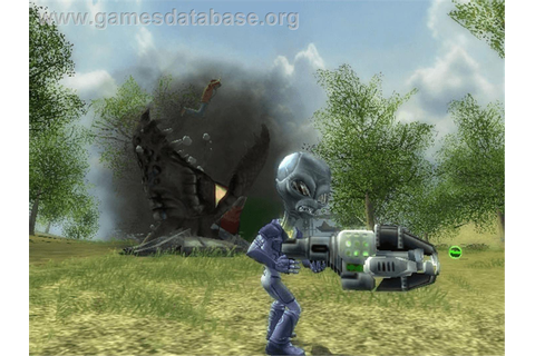 Destroy All Humans! 2 - Microsoft Xbox - Games Database