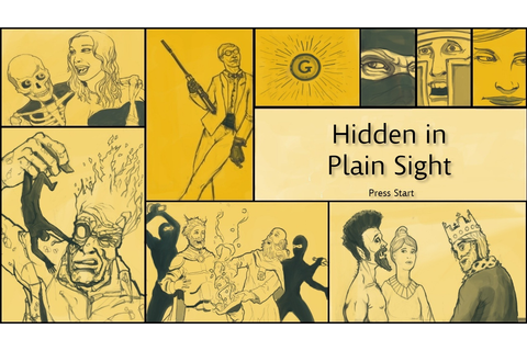 Hidden in Plain Sight Images - Mod DB