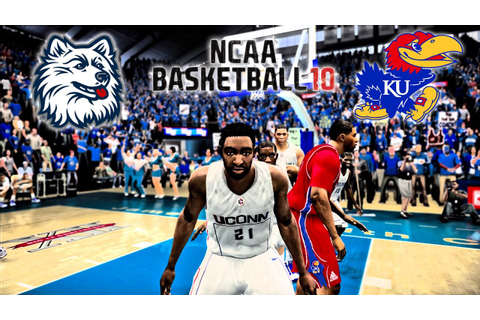NCAA Basketball 10 - (XB360) - 60fps | 2014 Gameplay ...