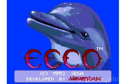 Ecco The Dolphin Free Download full game for PC, review ...