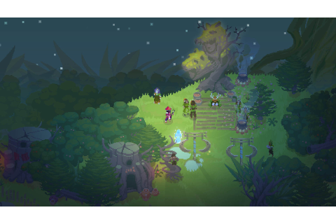 Action RPG Moon Hunters announced for Nintendo Switch ...