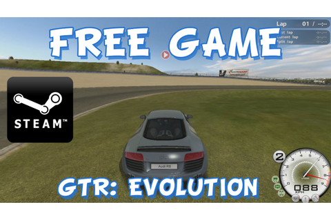 FREE GAME: GTR Evolution - YouTube