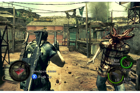 Games Free: Resident Evil 5 PC Game Free Download Full Version