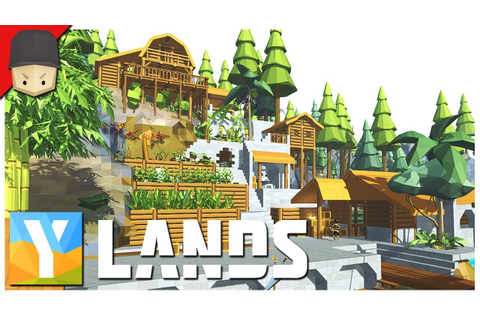 YLANDS - THE WAREHOUSE! : Ep.22 (Survival/Crafting ...