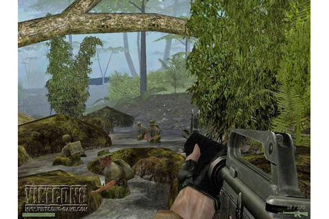 Vietcong 1 Game - Free Download Full Version For PC