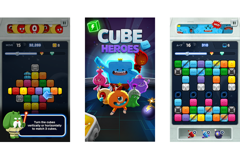 [Global]【LINE GAME】LINE Games Releases Block-Based Puzzler ...