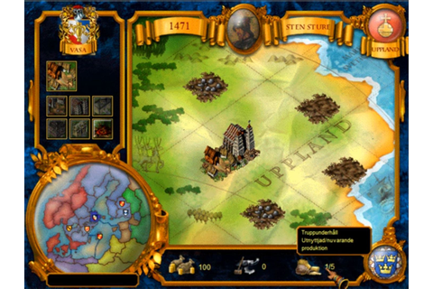 Svea Rike II Download - Old Games Download