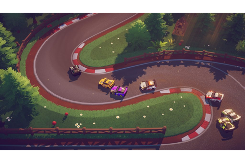 Top-down racer Circuit Superstars coming to PS4, Xbox One ...