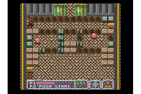 Firestriker Game Sample - SNES/SFC - YouTube