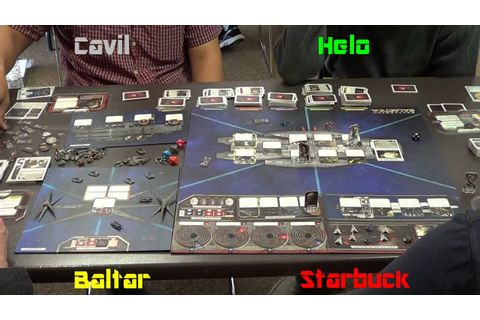 Battlestar Galactica: The Board Game February 22nd, 2014 ...