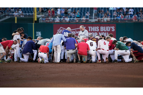 Congressional baseball game raises more than $1 million ...