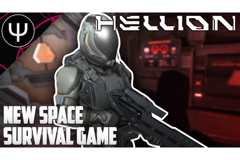 HELLION — First Impressions — NEW Space Survival Game ...